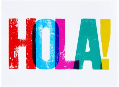 Top 10 Spanish words to know