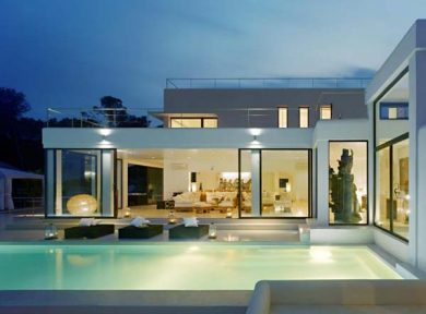 Top 10: Typical architectural styles of Ibiza