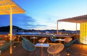 Bars with a view in Ibiza