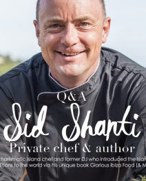 Interview with Sid Shanti – Chef, foodie and entrepreneur