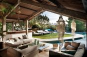 Island design: Outdoor living rooms