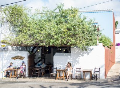Where to live – San Carlos