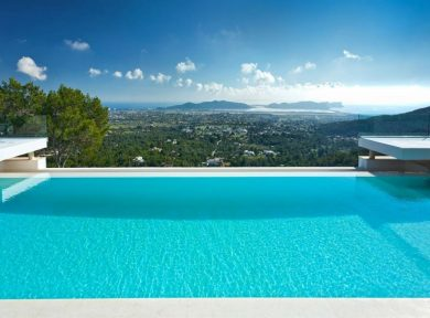 Island design : Swimming pools