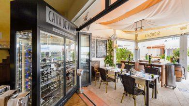 Restaurante en venta en el Puerto de Santa Eulalia, Ibiza
