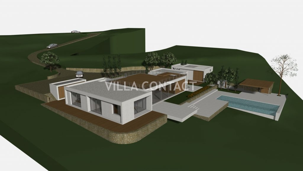 Project – Villa Ses Tanques