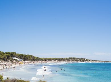 (English) Best beaches in Ibiza