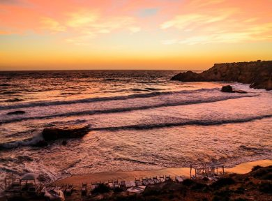 (English) Best spots for sunset cocktails