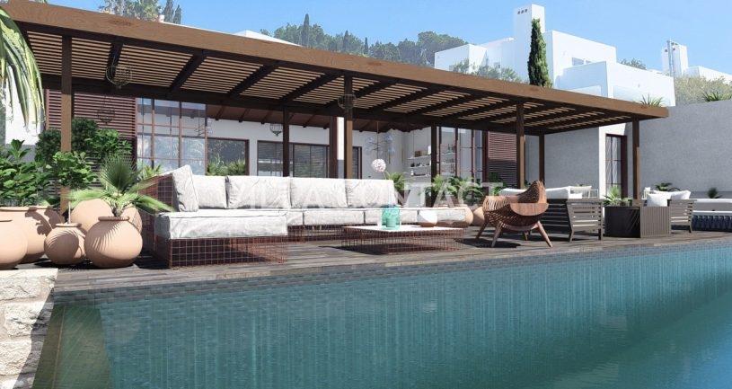 Villa Cap Martinet B