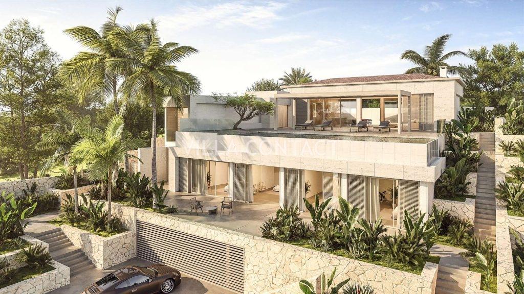 Villa Cap Martinet A