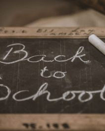 Back to school in the new normal