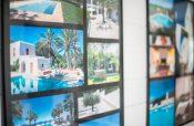 Island life, Villa Contact style