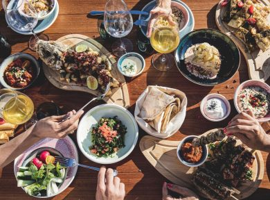 (English) A few of our favourite things… to eat and drink in 2021